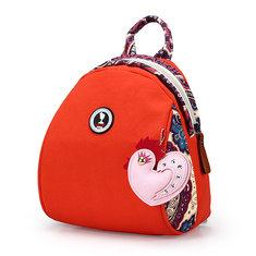 Мини-холстKidsСумкаМодныймногофункциональныйнебольшой рюкзак Daypack подгузник Сумка