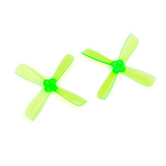10 Pairs Racerstar 2435PRO 2.4inch PC 4-blade Propeller 1.5mm Mounting Hole for RC Drone FPV Racing