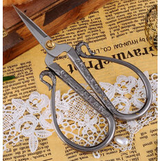 European Vintage Cross Stitch Embroidery Scissor Stainless Steel DIY Handcrafteds Sewing Shear