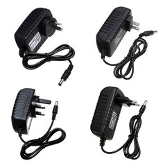 AC100-240V to DC12V 3A 36W Power Supply Adapter 5.5*2.1mm  661円!