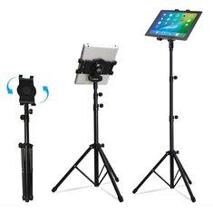 Adjustable Foldable Tripod Stand Holder For 7-10 Inch Tablet iPad 2 3 4 iPad Air 2 iPad Mini