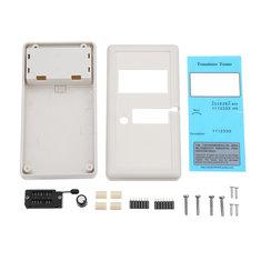 Original Hiland Supporting Shell For DIY M12864 Graphics Version Transistor Tester Module Case
