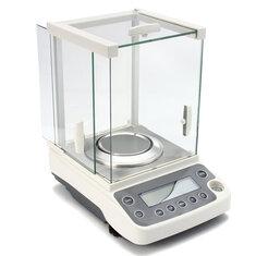 120g /0.0001g Laboratory LCD Analytical Balance Digital Precision Scale 0.1mg