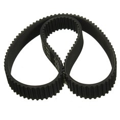 HTD 384-3M-12 Drive Belt Kit Replacement For Escooter Electric Scooter