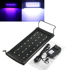 Touch Aquarium Lid LED Light Fish Tank Aquatic Plants Lamp 100-240V Marine Aquarium Lighting