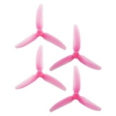 2 Pairs HQProp DP5X4.3X3V1S Durable 5043 5x4.3 5 Inch 3-Blade Propeller for RC Drone FPV Racing