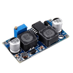 Geekcreit® DC-DC Boost Buck Adjustable Step Up Step Down Automatic Converter XL6009 Module Suitable For Solar Panel