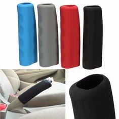 Silicone Anti Slip Car Interior Handbrake Brake Handle Lever Cover