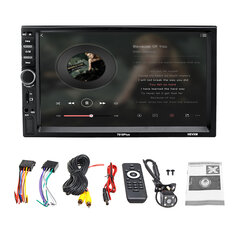 7 Inch 2Din Touch Car MP5 Player bluetooth Stereo FM Radio USB TF AUX