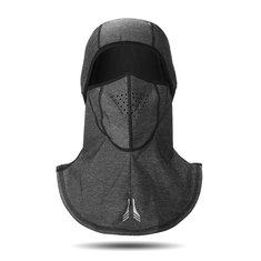 BIKIGHT Outdoor Full Face Mask Warmer Anti-dust Windproof Ski Cycling Hat Winter Fleece Balaclavas Scarf