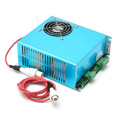 110V 80W Laser Power Supply for CO2 Laser Engraving Cutting Machine MYJG-80
