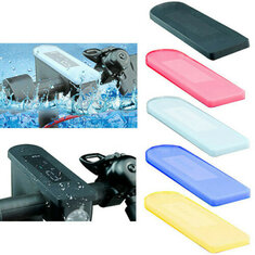 Waterproof Dashboard Protector Silicone Cover For Xiaomi Mijia M365 / Pro Electric Scooter