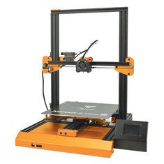 TEVO® Nereus Basic 3D Printer Kit 320*320*400mm Printing Size Support Filament Detectction/Resume Print with Touch Screen