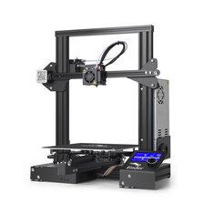 Creality 3D® Ender-3 V-slot Prusa I3 DIY 3D Printer Kit 220x220x250mm Printing Size With Power Resume Function/V-Slot with POM Wheel/1.75mm 0.4mm Nozzle