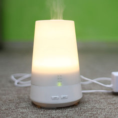 Electric Aromatherapy Ultrasonic Air Humidifier Essential Oil Diffuser
