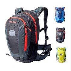 ROSWHEEL Multifunctional Outdoor Bicycle Bike Cycling Bag Riding Backpack Sports Rucksack 18L