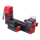8 In 3 Motorized Mini Machine Jigsaw Grinder Driller Wood Metal Lathe