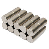 20pcs N50 10mmx15mm  Super Strong Round Rare Earth Neodymium Magnets