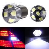2 x HID белый 1156 p21w 6-2835smd LED проектор резервного копирования обратного шарики