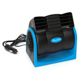 DC 12V Auto Vehicle Truck Cooling Air Fan Speed Adjustable