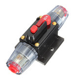 DC12V Car Stereo Audio Circuit Breaker Inline Zekering 80AMP 80A