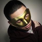 Bola de mascarada máscara máscaras de los hombres de media mascarilla máscaras del partido estilo veneciano