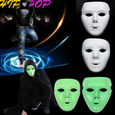 Jabbawockeez Mask Halloween Ghost Dance Hip-hop Performances Masks Party Dress Mask