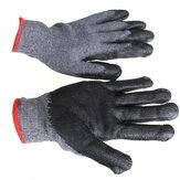 Non-skid Latex Gardening Gloves Labor Safety Working Gloves