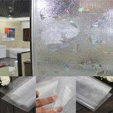 3d أوف امتصاص متجمد الحمام نافذة المطبخ ملصقات