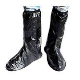 Su Geçirmez Kaymayan Yağmur Altlığı Kapağı Bisiklete binme Bisiklet Ayakkabıları M-XXL