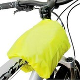 Montanha raça saco de selim de bicicleta pacote sela pannier capa de chuva traseira