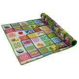 180x120 большой ребенок игры ползет игра коврик дети деятельность алфавит развитие ковер
