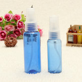30 / 50ML Transparante Plastic Water Spray Bottle Atomizer Container