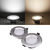 3W LED Down Light Ceiling Recessed Lamp Dimmable 220V + Driver