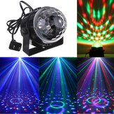 Mini RGB LED Party Disco Club DJ Light Crystal Magic Ball Effect Stadium Lighting