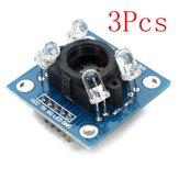3 szt. GY-31 TCS3200 Moduł rozpoznawania czujnika koloru Geekcreit dla Arduino - produkty współpracujące z oficjalnymi tablicami Arduino