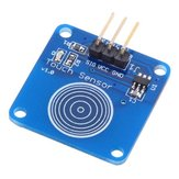 5Pcs Jog Type Touch Sensor Module Geekcreit for Arduino - products that work with official Arduino boards