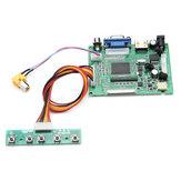 Universal LCD Placa de driver de vídeo PS2PS3xbox360 HD AV VGA