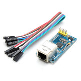 W5500 Ethernet Network Module Hardware TCP/IP Interface 51/STM32 Program Driver Development Board