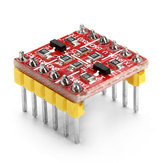 10 Pcs 3.3V 5V TTL Bi-directional Logic Level Converter Geekcreit for Arduino - products that work with official Arduino boards