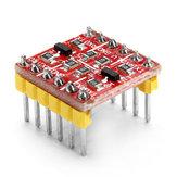 5 Adet 3.3V 5V TTL Arduino için Çift Yönlü Mantık Seviyesi Dönüştürücü Geekcreit - resmi Arduino panoları ile çalışan ürünler