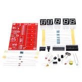 Original Hiland 1Hz-50MHz Cinq compteurs de fréquences d'affichage à LED avec kit oscillateur de fréquence
