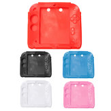 Soft Silicone Rubber Gel Bumper Skin Case Cover for Nintendo 2DS