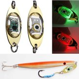 ZANLURE BL-01 LED Isca leve Deep Drop Under Water Lâmpada intermitente Metal Light Bait