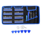 126 in 1 Screwdriver Kit Precision Screw Driver Set Repair For Phone Watches Home Appliances