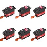 6PCS JX PDI-6209MG 9KG High Precision Metal Gear Digital Standard Servo For RC Airplane