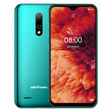 Ulefone Note 8P 5.5 inch Android 10 Dual Rear Camera 2GB RAM 16GB ROM MT6737 Quad core 4G Smartphone