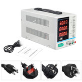 LONG WEI PS-3010DF 110V/220V DC Power Supply 30V 10A Precision Variable LED Digital Lab Adjustable W/ USB