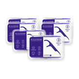 SOOCAS 300Pcs Dental Floss Picks Interdental Entre Dentes Cleaner Tools with 6 Travel Handy Caso from Ecosystem