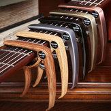 Capodastre en alliage d'aluminium pour guitares acoustiques électriques